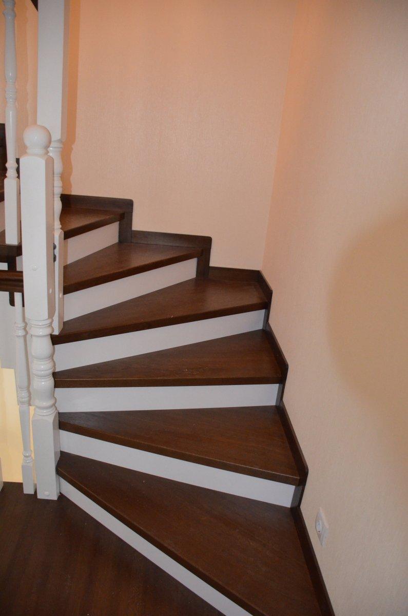 Брус из ясеня - stairs-designru
